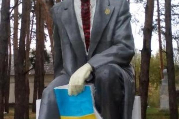 Военные ВСУ в Луганской области превратили Ленина в Шевченко
