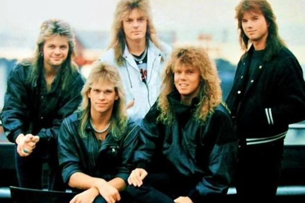 Группа Europe отменила концерт в Киеве