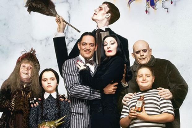 «Семейка Аддамс» 27 лет спустя: как изменились актеры культового фильма