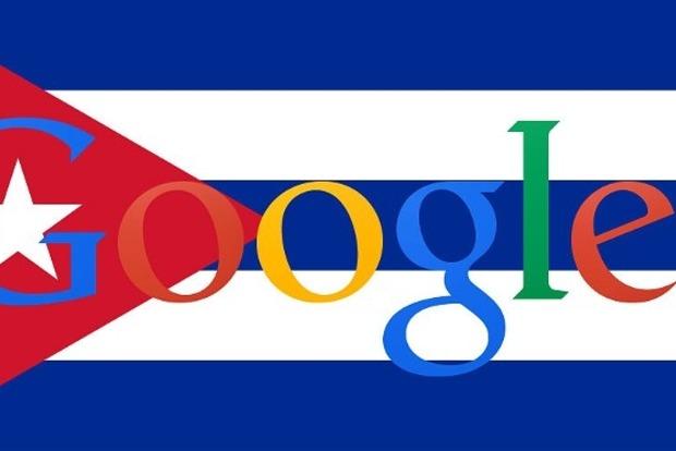Google расположит на Кубе свои серверы
