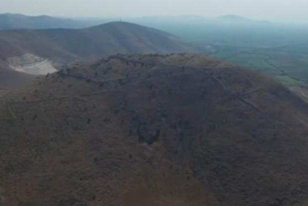 Археологи обнаружили в Греции огромный древний город