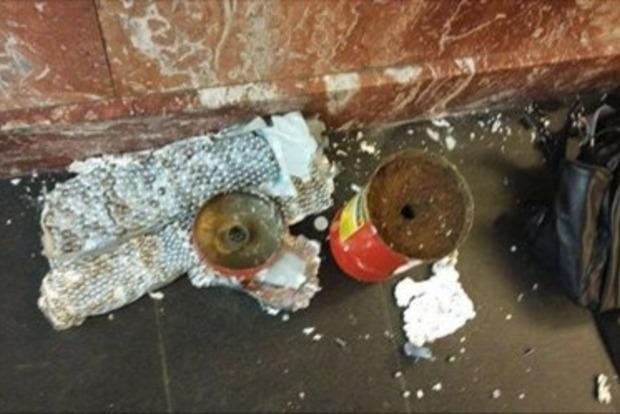 Обезврежена бомба на станции метро Петербурга «Площадь Восстания»