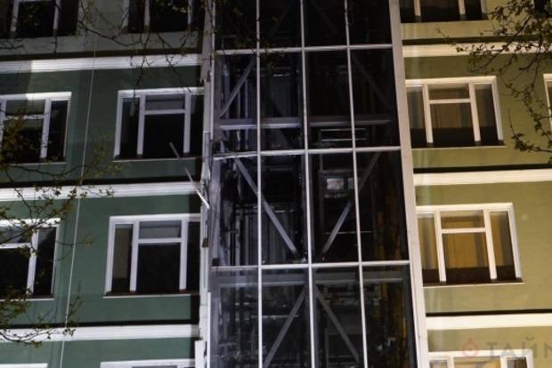 В Одессе в здании банка прогремел взрыв