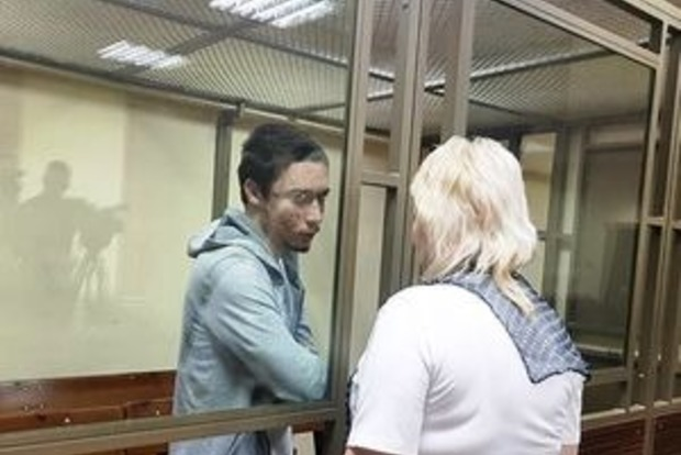 Политзаключенный Гриб в российском суде отверг выдвинутые против него обвинения