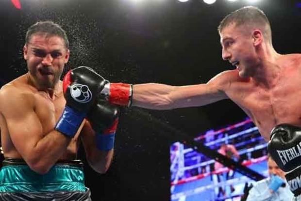 Гвоздик стал «временным» чемпионом мира WBC. Видео яркого боя