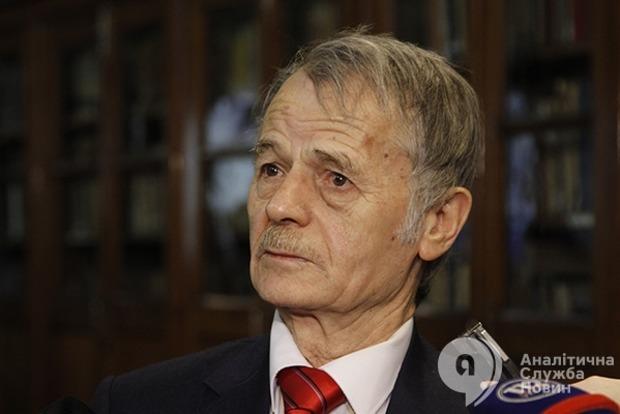 Мустафа Джемилев: Суверенитет Украины без Крыма так же абсурден, как Германии без Баварии
