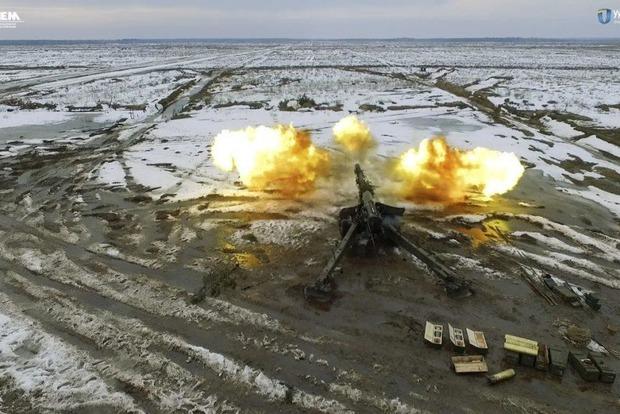 Украина провела успешные испытания снарядов больших калибров
