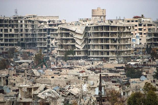 Торгпредставительство РФ обстреляли из минометов в Сирии