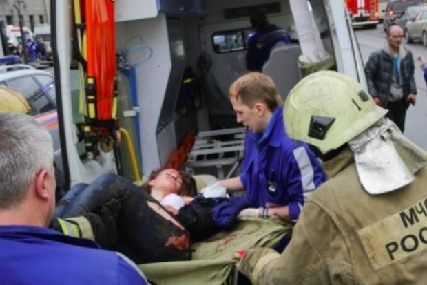 Теракт в Питере: СМИ показали видео с подозреваемым