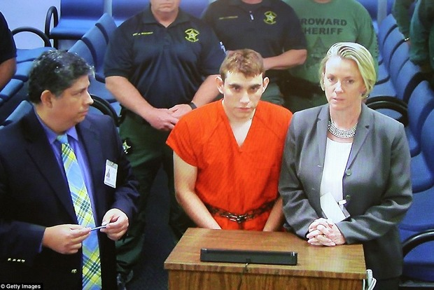 Расстрелявшему воспитанников воФлориде Крузу предъявили обвинения вубийстве