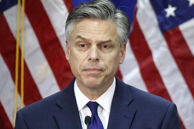 Экс-губернатор Юты Хантсман согласился стать послом США в РФ