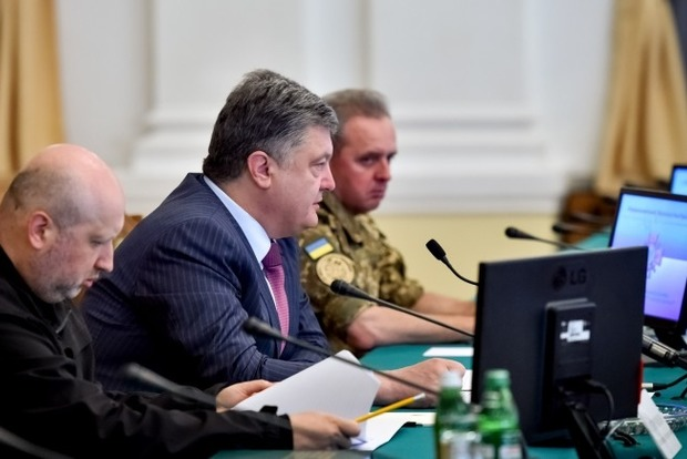 Порошенко: У нас должна быть натовская армия еще до вступления в НАТО