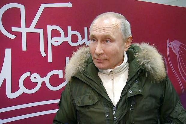 Путин предложил поговорить в открытом режиме, после того как Байден назвал его убийцей