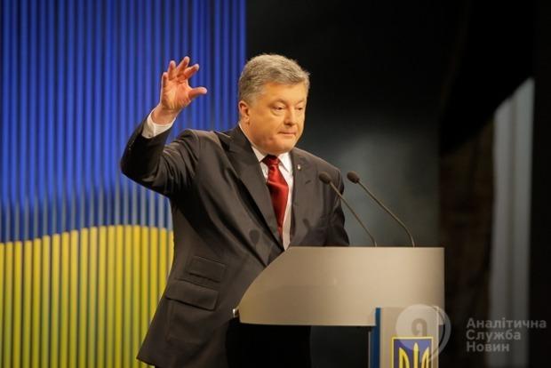 Порошенко: Украина рассчитывает получить от США не только оборонное вооружение