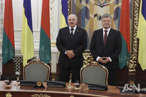 Украина предала огласке «шпионское дело»— Лукашенко