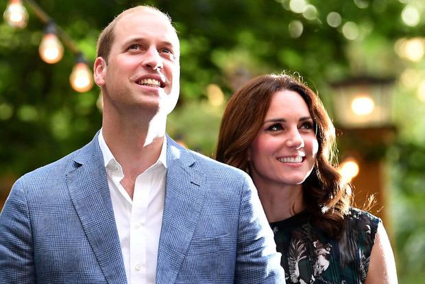 Кейт Миддлтон родила третьего ребёнка