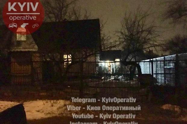 Под Киевом преступники жестоко убили семейную пару
