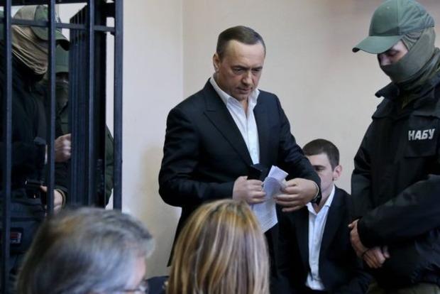 Рассмотрение апелляции на отказ арестовать экс-депутата Мартыненко перенесли на 12 мая