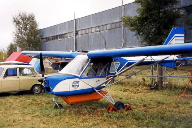 В Харьковской области военные обстреляли самолет, залетевший в воинскую часть