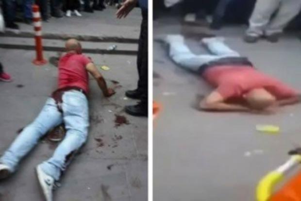 Кастрировал прямо на улице. Отец жестоко расправился с обидчиком дочери