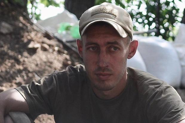 На Донбассе погиб командир БМП Денис Глова