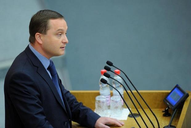 Российский депутат предлагает признать украинский гимн экстремистским