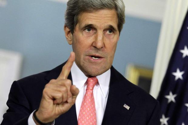 Госсекретарь США Керри приедет в Украину в июле