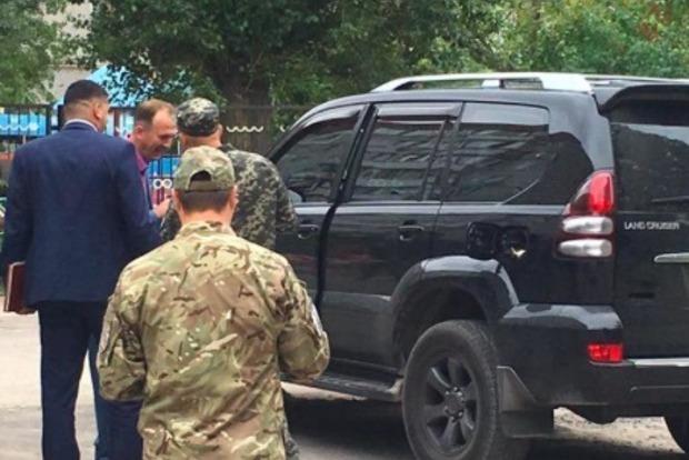 В Николаеве неизвестные попытались взорвать авто депутата Оппоблока