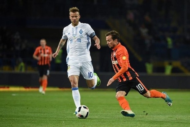 В Одессе Шахтер завоевал Суперкубок Украины, обыграв Динамо