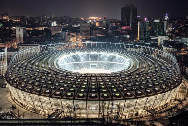 Матч Лиги УЕФА в Киеве будут охранять 2000 правоохранителей