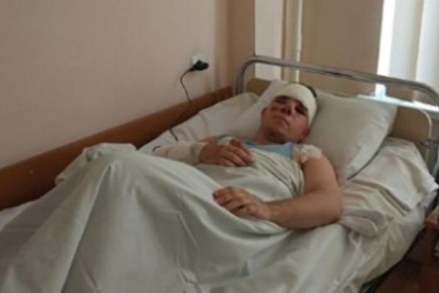 Лікарі розповіли про стан єдиного вцілілого курсанта в катастрофі Ан-26