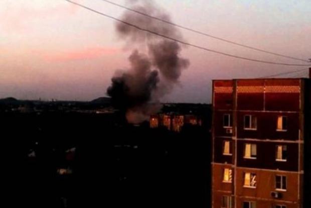 День ВДВ в ДНР: В оккупированном Донецке прогремел сильный взрыв