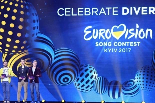 В Киеве проходит первый полуфинал Евровидения-2017