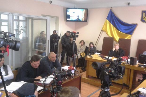 Суд арестовал предводителя титушек Крысина на 60 суток