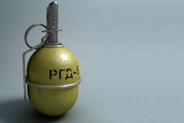 Возле автоцентра в Харькове взорвалась граната РГД-5