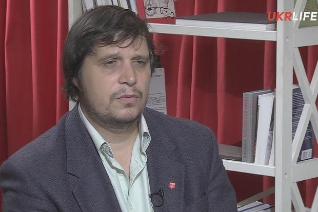 Рассказывал о фашистах и каннибалах в Украине: СБУ проверит деятельность ведущего 112 Украина