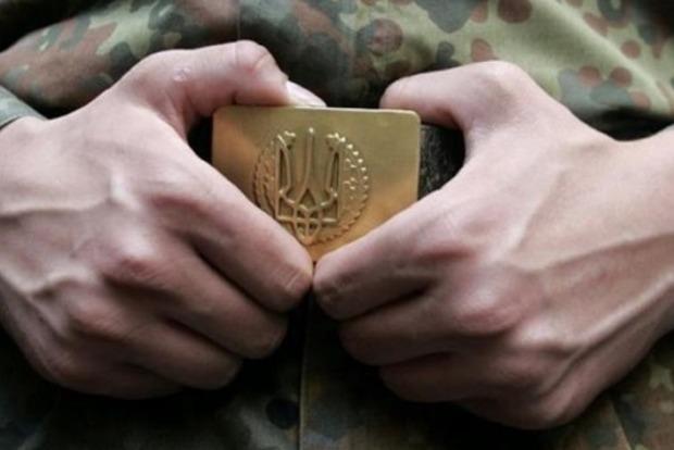 В Киеве задержан ранее судимый дезертир ВСУ
