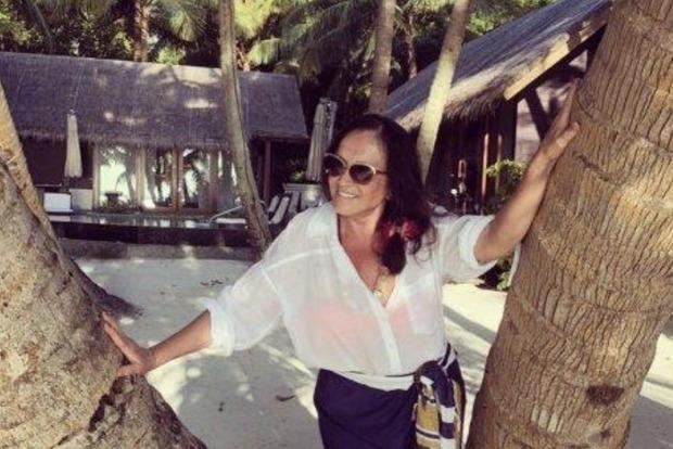 София Ротару похвасталась прекрасной фигурой на Мальдивах
