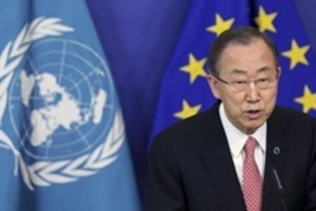 План ООН для Украины профинансирован только на 39%