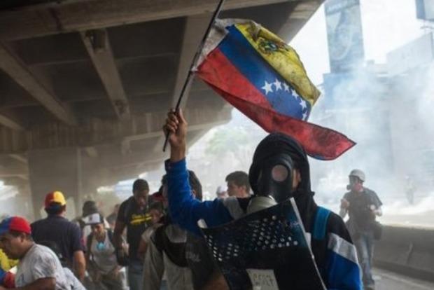 Свыше 400 человек задержаны на акции протеста в Венесуэле