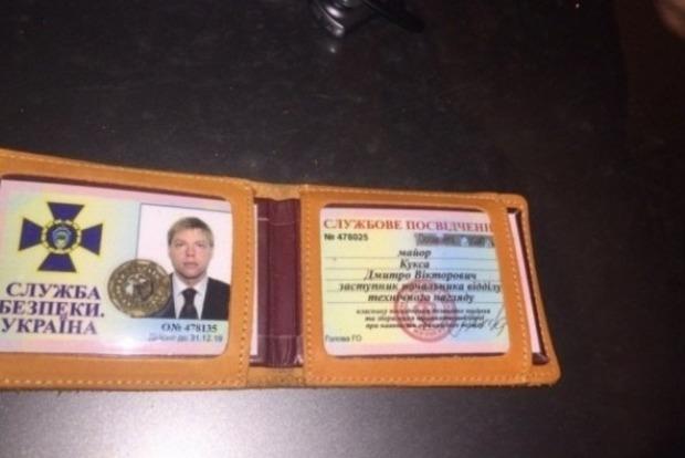 В Одессе сотрудник СБУ сбил мотоциклистку, протаранил три авто и скрылся