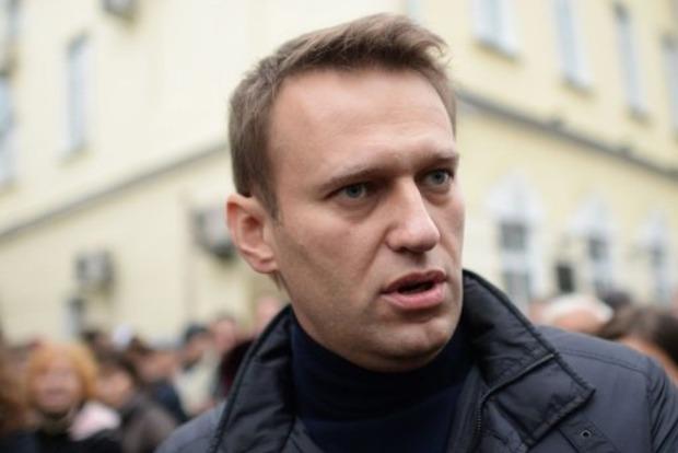 Силовики Путина задержали Навального на митинге в Москве