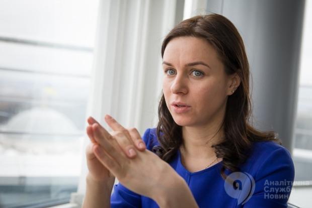 День с политиком: Сказочные санки от Натальи Кацер-Бучковской
