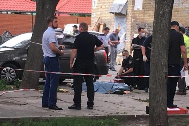 Два выстрела в упор: в Киеве убит подполковник полиции