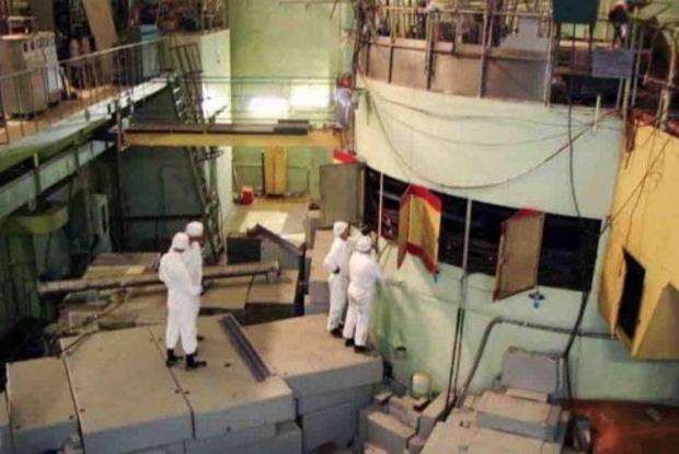 На Хмельницкой АЭС экстренно отключили энергоблок