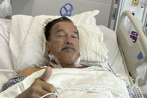 Шварценеггер перенес очередную операцию на сердце