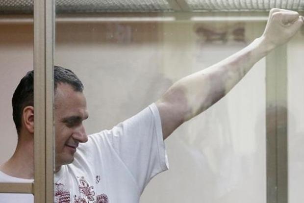 Генсек Евросовета 25 июня официально попросит Путина освободить Сенцова