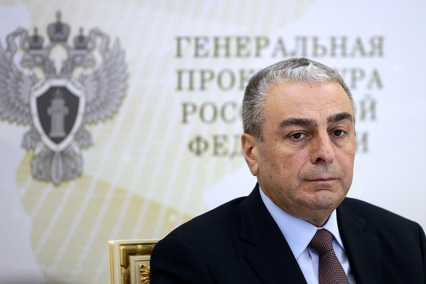 Замгенпрокурора России погиб при крушении вертолета