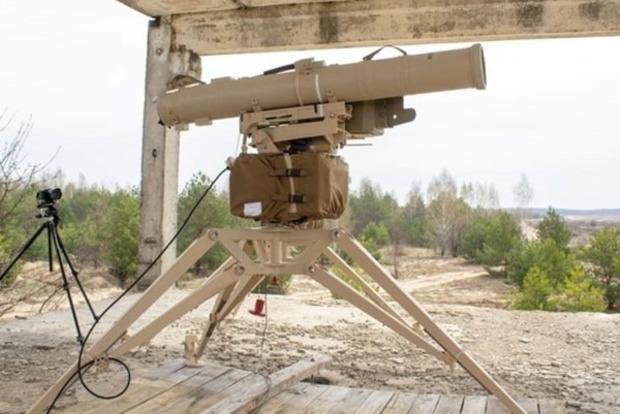 В Україні випробували вдосконалений ракетний комплекс «Скіф»