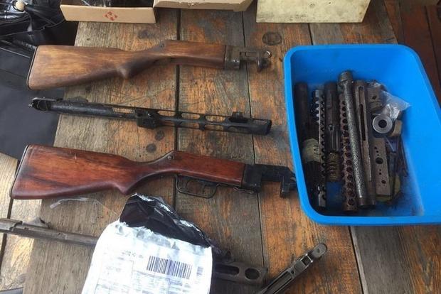 Одесский мастер в подпольной мастерской переделывал оружие в боевое – СБУ